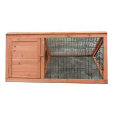 New Triangle Rabbit Ferret Guinea Pig Cage Hutch T032 FREE PICK UP
