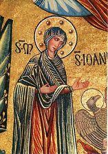 Arte antiguo tarjeta postal-Firenze-la Virgen