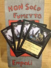 MTG 4X MANGIACAROGNE - 4X CARRION FEEDER - NEAR MINT - ASIAN