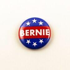 1 Inch Pinback - Bernie Sanders Campaign Button - Lapel Pin - Subtle - No Memes