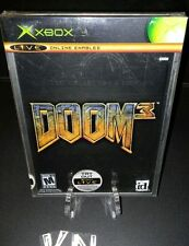 Doom 3: Limited Collector's Edition (Microsoft Xbox, 2005) BRAND-NEW