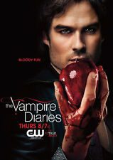 The Vampire Diaries Damon Salvatore Repro POSTER