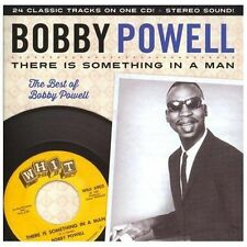There Is Something In A Man: The Best Of Bobby Powell, New Music
