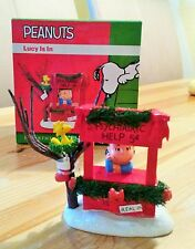 !! Lucy & Woodstock Figur / Peanuts / Snoopy - Lucy is In / Neu & OVP !!