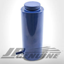 RADIATOR COOLANT OVERFLOW RESERVOIR CATCH TANK BLUE - UNIVERSAL 3