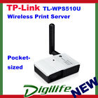 TP-Link TL-WPS510U Wireless Print Server 150Mps Atheros 2.4GHz 802.11g/b