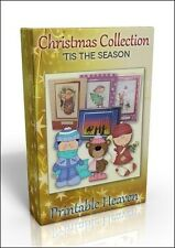Card-making DVD - 'Tis the Season Christmas Collection. Brilliant value!