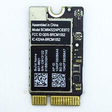 """Apple MacBook Air 11""""A1370 13""""A1369 WiFi Bluetooth AirPort Card BCM943224PCIEBT2"""