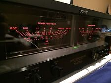 Sony TA-N77ES Rare Vintage Power Amplifier Serviced Fully Recapped