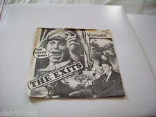 "THE EXITS yodelling 7""  KBD RARE ORIGINAL UK PUNK"