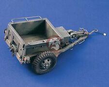 Verlinden 1/35 US Army M332 1.5T (G660) Armored Ammo Trailer (post WWII) 2100