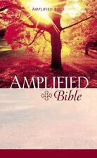 AMPLIFIED BIBLE Zondervan Staff BRAND NEW PAPERBACK BOOK Ebay BEST PRICE!