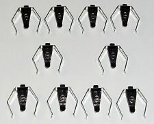 Genuine OEM Keyless Entry Remote Battery Holder Clips for GM Remotes Lot of 10