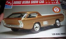 AMT BC Deora Show Car DODGE 1/25 Model Car Mountain KIT W//CAMPER FS