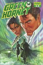 Green Hornet 4 Kevin Smith Jonathan Lau Alex Ross RRP 1:25 Cover