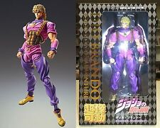 Super Action Figure Dio Brando Jo Jo's Bizarre Adventure Medicos Licensed New