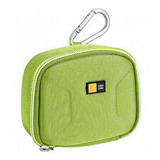 Case Logic Eva Compact Digital Camera Case for Sony Canon Samsung - Green
