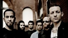 POSTER LINKIN PARK CHESTER BENNINGTON CD DVD LIVE MTV 3