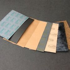 Surtido de hojas de papel de Juntas Junta Caucho Nitrilo materiales