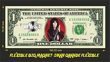 W.A.S.P. WASP (1) IMAN BILLETE 1 DOLLAR BILL MAGNET