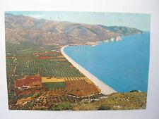 CARTOLINA - MATTINATA (FG) - Panorama visto da Monte Saraceno