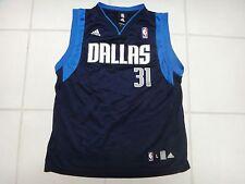 Dallas Mavericks NBA Youth L (14-16) Adidas Jason Terry Jersey, Very Good Cond.
