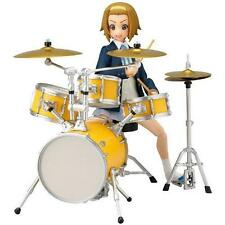 kb04c K-ON! Ritsu Tainaka School Uniform Ver. with Drumset figma Action Figure