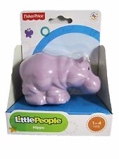 Fisher Price Little People Zoo Hippo New In Box BGN60