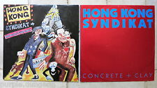 "Hong Kong gruppo ci - 2 x 12"" MAXI 's → no more Sorrow & → concrete + Clay"