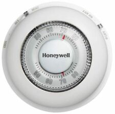 NEW HONEYWELL CT87N HEAT COOLING ROUND PRECISE HEATING HOUSE THERMOSTAT 1193622