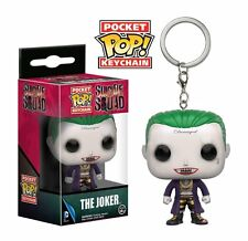 Funko Pocket Pop Keychain Suicide Squad: The Joker Action Figure Collectible Toy