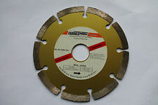 Universal Diamond Cutting Disc 125*7.0*1.7*22.2mm Mannesmann