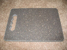 New Cocoa Brown Corian Cutting Board Solid Surface Chopping Slicing Serving