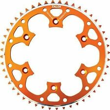 Talon ORANGE Groovelite 51T Rear Sprocket for KTM 1991-14 125 - 620 75-13051O