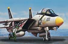 NEW Trumpeter 1/144 F-14A Tomcat Fighter 3910