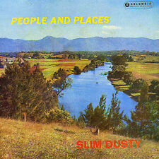 SLIM DUSTY People and Places OZ CD New