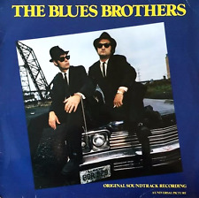 V/A - The Blues Brothers: Original Soundtrack Recording (LP) (VG-EX/G+)
