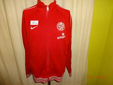 "FSV Mainz 05 Original Nike Spieler Freizeit- Trainingsanzug Jacke ""entega"" Gr.L"