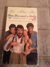 Three Men and a Baby (VHS, 1995) NEW