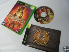 Fable 1 Complete Original XBOX 1 Video Game System DISK FLAWLESS