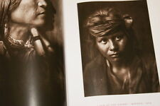 INDIENS D'AMERIQUE DU NORD PHOTOS EDWARD S.CURTIS ADAM 2001