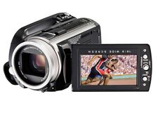 JVC EVERIO GZ-HD10 CAMCORDER BOXED HDD HIGH DEFINITION HD DIGITAL VIDEO CAMERA