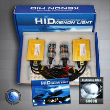 HID H11 AC Canbus Ballast 55W 6000K Xenon Light Kit