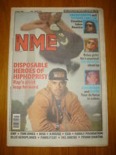 NME 1992 JUN 6 KISS TEENAGE FANCLUB EMF THE MISSION