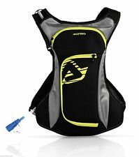 ACERBIS ACQUA 2 LITRE MTB CYCLING  HYDRATION DRINK CAMEL PACK TOOL BAG BLACK