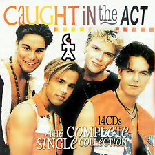 CD CITA Caught In The Act The Complete Single Collection 14CDs