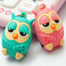 3.5mm Cute Owl Anti Dust Stopper Earphone Jack Plug Cap For iPhone Samsung HTCHF
