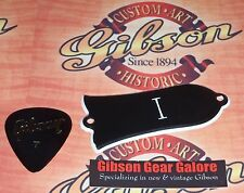 Gibson SG-1 Relic Truss Rod Cover Standard Guitar Parts Custom Studio Deluxe SGJ