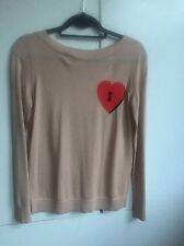 DVF Diane Von Furstenberg cashmere jumper- New! Size S