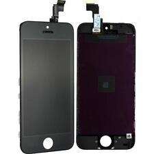 iPhone 5C Display mit Original Retina LCD Komplett Rahmen Touch Glas - Schwarz